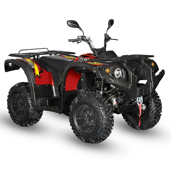 Quad Masaï A500 IX EPS